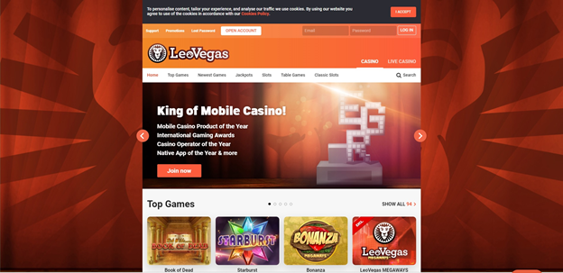 online casino vanaf 1 euro